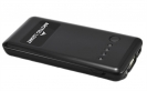 Arctic Light Powerbank 3000 mAh black