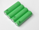 BAK 18650 LI- ION batteri 3000 mAh 2-pack