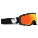 Dragon Rogue Coal Red Ionized Goggles