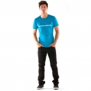 Mons Royale Men's T-shirt Slim fit  Teal