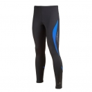 Ronhill Advance Contour Tights, herre, Black /Ocean