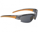 Swisseye Gardosa Evolution, Crystal Grey / Orange