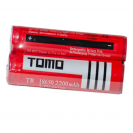 TOMO 18650 batteri  2-pack