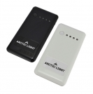 Arctic Light Powerbank 3000 mAh hvit
