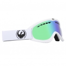 Dragon DX Powder Green Ionized Goggles