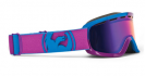 Dragon LiL D Block Blue-Purple / Blue Ionized Goggles