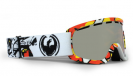 Dragon LiL D Crash Landing / Ionized og Amber Goggles