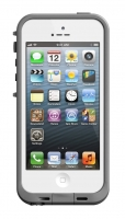 LifeProof Fré iPhone 5 White