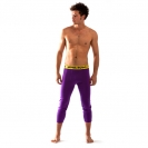 Mons Royale Men's Long John Purple Longs