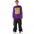 Mons Royale Men Long Sleeve Purple