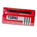 TOMO 18650 batteri  2-pack